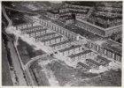 Luchtfoto van de President Kennedylaan (voorheen de Rivierenlaan) en omgeving ge…