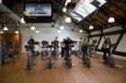 Sports World, sportschool aan de Oranje Vrijstaatkade 21