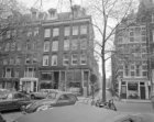 Elandsgracht 83 - 93 (ged.) met de Tweede Looiersdwarsstraat gezien richting Loo…