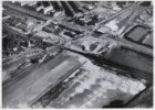 Luchtfoto van Sloterdijk en omgeving gezien in zuidoostelijke richting