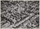 Luchtfoto van het Jacob van Lennepkanaal en omstreken gezien in noordoostelijke …
