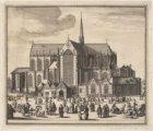 De Nieuwe Kerck is begonnen Ao. 1414 volbouwt en toegewyt de Maget Maria en St. …
