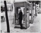 Vernielde telefooncellen