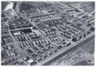 Luchtfoto van de tuinsteden Geuzenveld en Slotermeer en omgeving gezien in zuido…