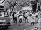Vondelpark. World Runners