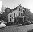 Eerste Leliedwarsstraat 1 - 7 en links van het hoekhuis Egelantiersgracht 31 (ge…