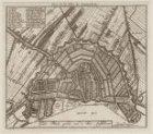 Plan de la ville de Amsterdam. (boven); De Platte Grond van de Stad Amsteldam. (…
