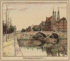 Prinsengracht (hoek Brouwersgracht)
