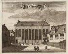 De kerk der Mennonisten die men de Vlamingen noemt