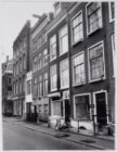 Prinsengracht 588-590 enz v.r.n.l. Links: ingang Weteringstraat