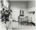 Keuken in villa De Volewijck