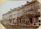 Blok 19de-eeuwse huizen