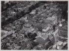Luchtfoto van het Leidseplein en omgeving gezien in zuidoostelijke richting