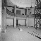 Singel 460, gebouw Odeon, interieur muziekzaal