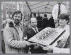 Officiële opening vernieuwde Admiraal De Ruijterweg