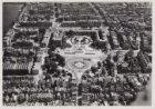 Luchtfoto van het Frederiksplein en omgeving gezien in zuidelijke richting
