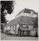 De Amstelkerk op de hoek van de Reguliersgracht en de Prinsengracht