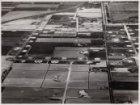 Luchtfoto van de gemeente Haarlemmermeer gezien in noordoostelijke richting