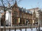"Kleine-Gartmanplantsoen 10 met theater/café ""De Balie"""