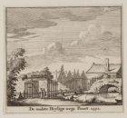 De oudste Heylige-wegs Poort. 1592