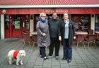 Elandsgracht 45, exterieur Café de Jordaan