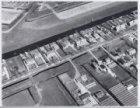 Luchtfoto van de Osdorperweg, gezien naar het oosten