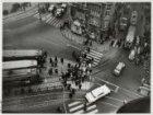 Van links naar rechts: Amstel 2, Muntplein 1 en Reguliersbreestraat 1 gezien van…