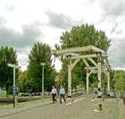 Korte Ouderkerkerdijk, ophaalbrug langs de Amstel (Brug 311)