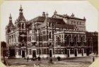 De vernieuwde Stadsschouwburg aan het Leidseplein