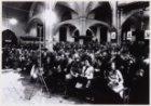 Solidariteitsactie met Chili in de Amstelkerk