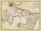 Nieuwe kaart van Amstelland, Weesperkerspel en Gooiland, de Loosdrecht enz. te A…