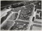 Luchtfoto van Tuindorp Oostzaan en omgeving gezien in noordwestelijke richting