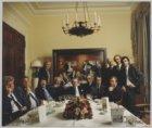 De Herenclub van Harry Mulisch in het Amstel Hotel, Prof. Tulpplein 1