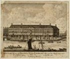 Het Besjes-Huys, aan den Amstel; aangevangen in het iaar, 1682