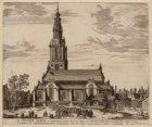 De Zuyder Kerck is begonnen inden Jaeren 1603, en volbouwt met een cierelyken to…