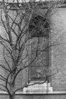 Vondelstraat 120, Vondelkerk, glas-in-loodraam