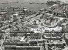 Luchtfoto Spaarndammer en Zeeheldenbuurt