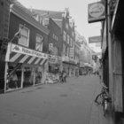Kalverstraat 66 - 86, v.r.n.l., voorgevels