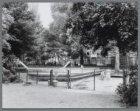 De kinderspeeltuin in het Oosterpark bij de 's-Gravesandestraat
