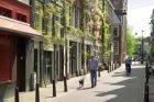 Noorderkerkstraat 3-15 (v.l.n.r.), gezien naar Noordermarkt