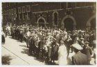 Mobilisatie 1914. Het Kruithuis op het Waterlooplein