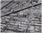 Luchtfoto van de Kinkerbuurt, gezien naar het noordwesten