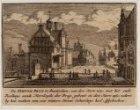 De NIEUWE BRUG t'Amsterdam, van den Jaere 1650, met het oude Paelhuys aende Noor…