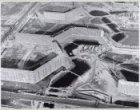 Luchtfoto naar het noordoosten van Bijlmermeer