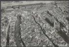 Luchtfoto van de binnenstad in noordoostelijke richting met  v.l.n.r.: Spuistraa…