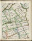 Kaartblad 21 van de kaart van het Hoogheemraadschap van Rijnland, met onder ande…