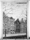 Bouw van kantoorgebouw met archiefruimte en fietsenbergplaats Keizersgracht 46 i…