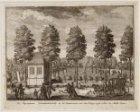 De Buyteplaats Starrenbosch, in de Diemermeer aan den Kruys wegh achter de Malie…