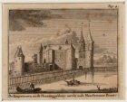 De Kruystooren, nu de Haaringpakkery,met de oude Haarlemmer Poort