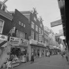 Kalverstraat 78 - 86 (ged.) v.r.n.l., voorgevels